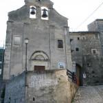 Chiesa ingresso paese