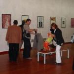 visitatori mostra